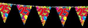 25jaarvlag
