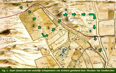 Een historische wandeling door het dal van de Bonte Weteringh